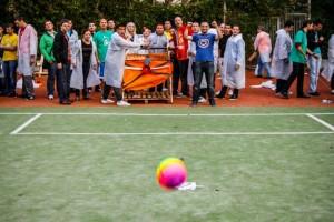 Musala Soft Team Building 2013 Da Vinci Challenge: как да построим катапулт