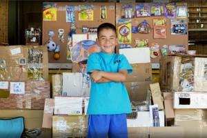 9-годишният Кейн, от който е започнало Картоненото предизвикателство