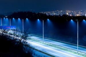 Варна с еко осветление