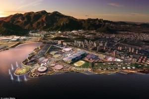 Олимпийски игри в Рио де Жанейро 2016